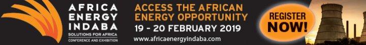 Africa Energy Indaba - 19-20 February 2019, Johannesburg